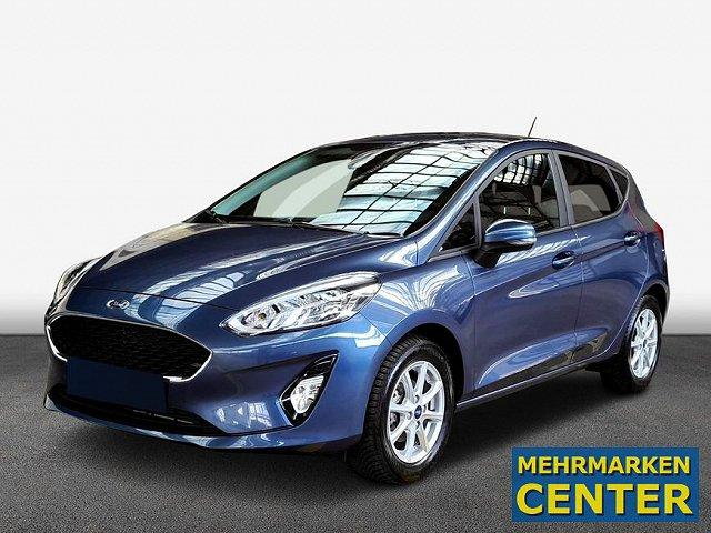 Ford Fiesta - 1.1 COOLCONNECT Navi DAB Wi-Pa Allwetter