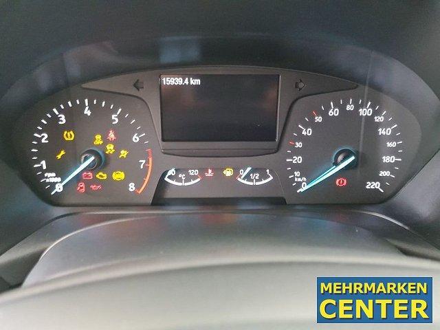 Ford Fiesta 1.1 COOLCONNECT kein Mietw. Navi Klimaaut.