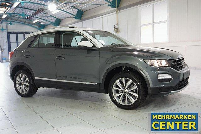 Volkswagen T-Roc - 1,5 TSI DSG ACT OPF STYLE NAVI ACC SICHT WINTER KAMERA AHK