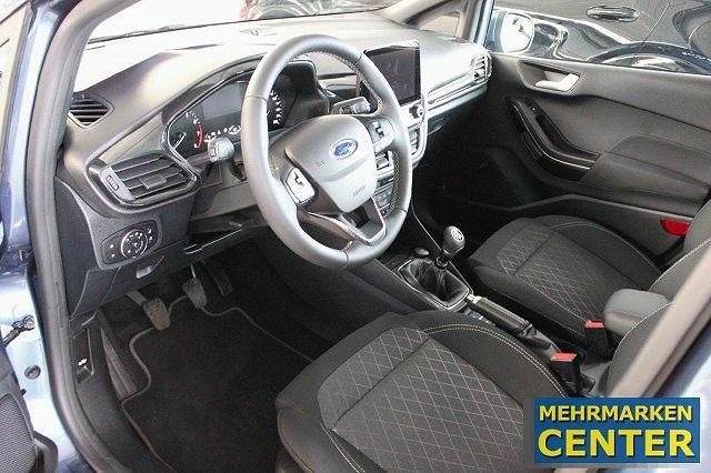 Ford Fiesta 1,0 ECOBOOST HYBRID 5T ACTIVE X NAVI BO LM17