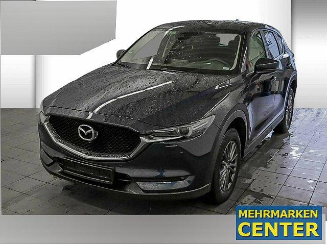 Mazda CX-5 - SKYACTIV SKYACTIV-D 150 FWD Automatik EXCLUSIVE-Line ACT-P LED NAVI