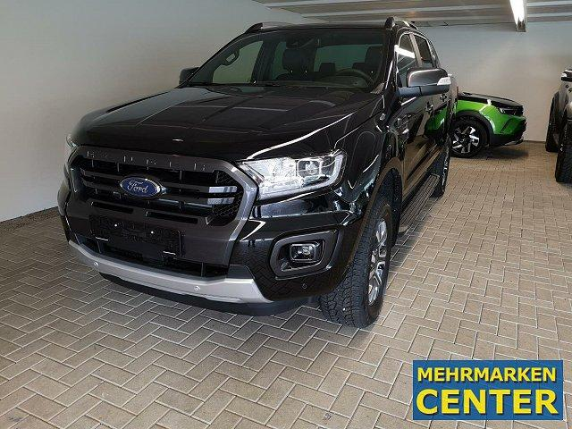 Ford Ranger - WILDTRAK DOKA AHK / STANDHEIZUNG ACC ROLLO