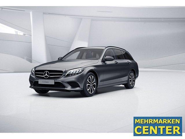 Mercedes-Benz C-Klasse - C 180 d T Avantgarde Night LED Navi Kamera Spurh