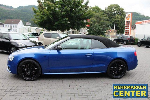 Audi S5 Cabrio S tronic/Navi/BO/20Zoll/ASG Auspuff/Voll