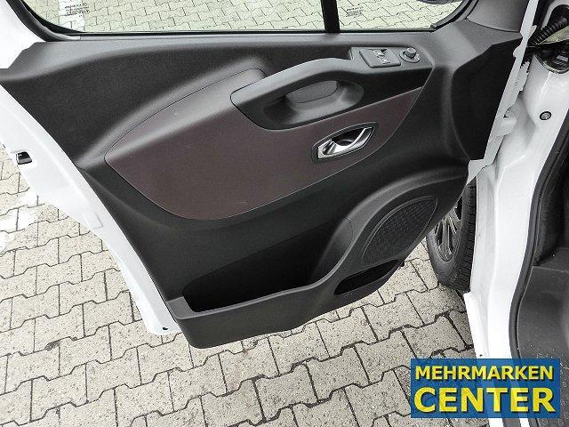 Fiat Talento Multicab L2H1 SS SX Navi AHK 6-Sitzer 2 Schiebetüren Alufelgen