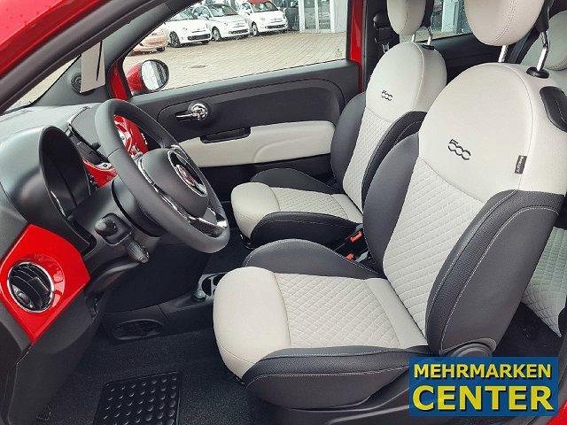 Fiat 500C MY21 1.0 GSE Hybrid DOLCEVITA 51kW TECH+ LM
