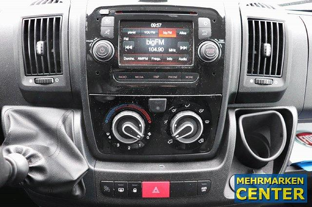 Fiat Ducato Maxi35 L2H1 KaWa 140 Klima, AHK, BlueTh.