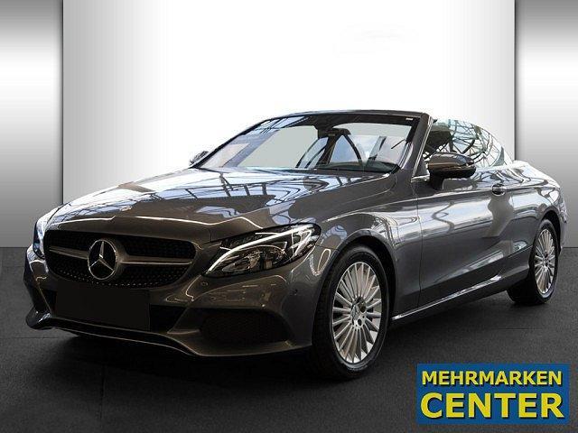Mercedes-Benz C-Klasse - C 220 d Cabrio Airscarf LED Navi Totw. PTS SHZ