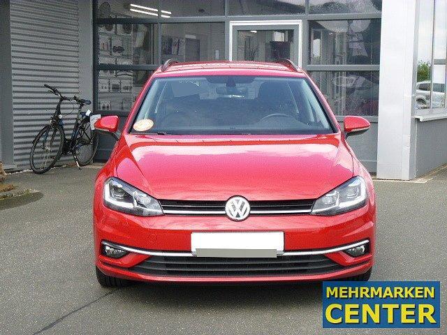 Volkswagen Golf Variant - Comfortline TDI DSG +AHK+LED+MASSAG