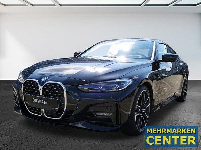 BMW 4er - 430i Coupé M-Sport Entertainment BusinessProf