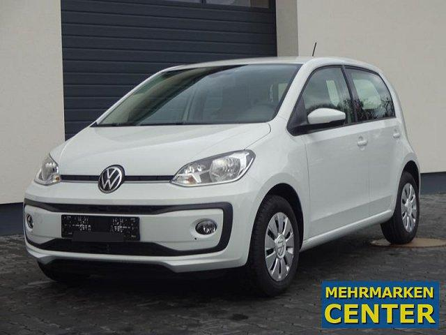 Volkswagen up! - e-UP 61kW Climatronic Alu PDC Winter 2021
