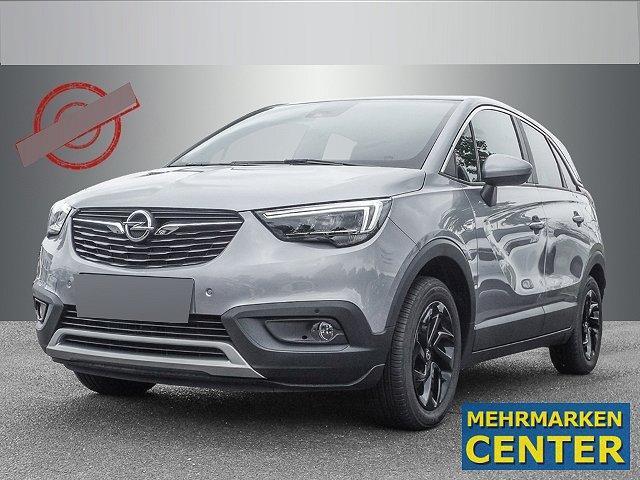 Opel Crossland - X INNOVATION 1.2 LED NAVI KLIMAAUTO PDC