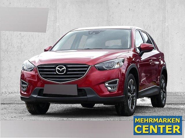 Mazda CX-5 - Sports-Line AWD 2.2 SKYACTIV-D LED Navi Keyless Rückfahrkam. Allrad PDCv+h LED-hinten