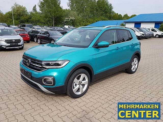 Volkswagen T-Cross - Style Team PDC, ACC, LED, Kamera 1.0 TSI OPF D...