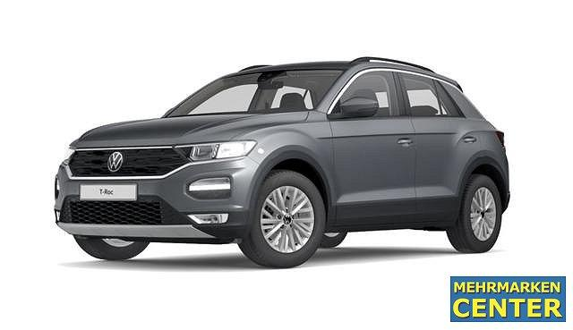 Volkswagen T-Roc - Style Team NAVI / ACC/ KAMERA/ El. Heckkl. 1.5 ...