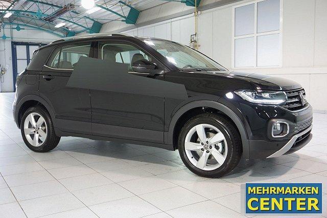 Volkswagen T-Cross - 1,0 TSI OPF DSG STYLE NAVI LED ACC LM17 AHK