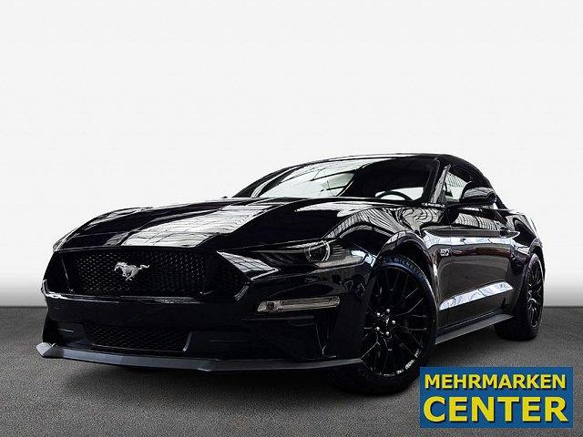 Ford Mustang Cabrio - Convertible 5.0 Ti-VCT V8 Aut. GT 330 kW, 2-türig