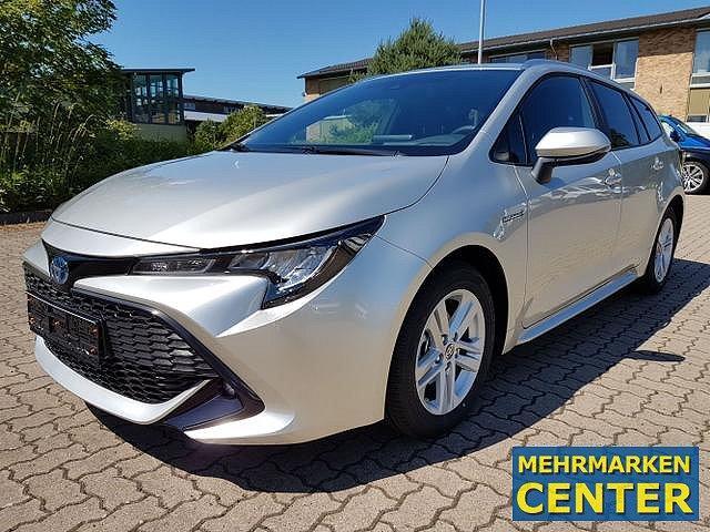 Toyota Corolla Touring Sports - H3 SMART+ACC+DAB+LED+Sitz-Hzg. 1.8 Hybrid Benzi...