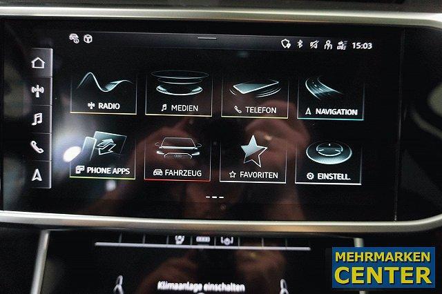 Audi A6 Avant 35 TDI S-TRONIC S-LINE NAVI LED PANO AHK LM18