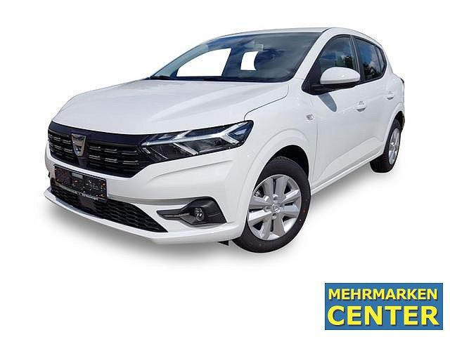 Dacia Sandero - Comfort SHZ+LED+PDC+APP+DAB 1.0 TCe90 66 kW (90...