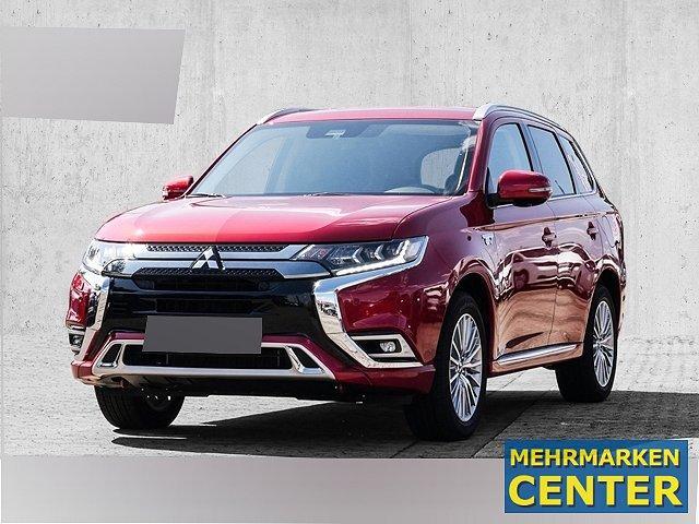 Mitsubishi Outlander - PHEV Plus 4WD 2.4 Plug-in Hybrid EU6d-T LED Keyless e-Sitze ACC Rückfahrkam.