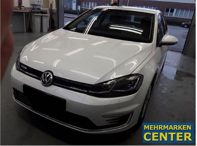 Volkswagen Golf - e-Golf BAFA moeglich CCS W rmepumpe ACC