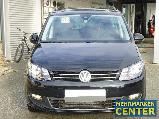 Volkswagen Sharan - Comfortline TDI DSG +AHK+PANO+BI-XENON+AC