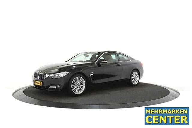 BMW 4er - 428 i AUT High Executive Leder sitzheizung
