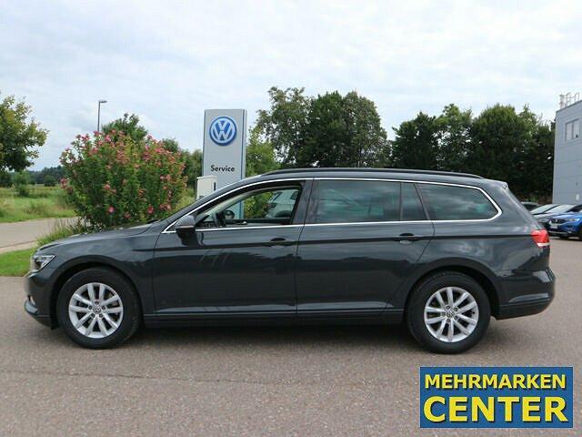 Volkswagen Passat Variant - 2.0 TDI COMFORTLINE NAVI+AHK+KAME