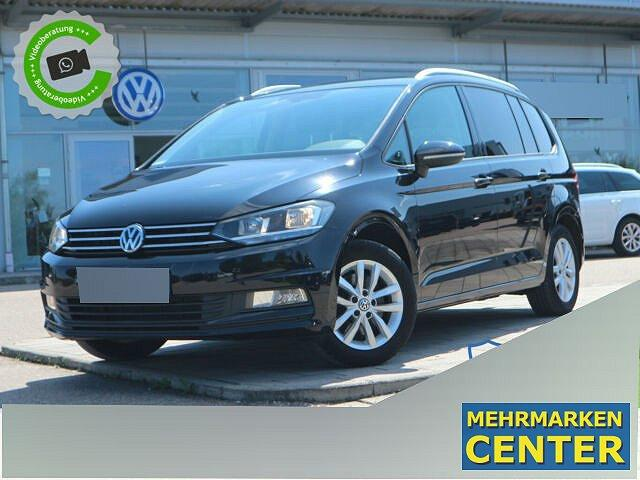Volkswagen Touran - 1.2 TSI COMFORTLINE 7-SITZER NAVI+AHK+BLU