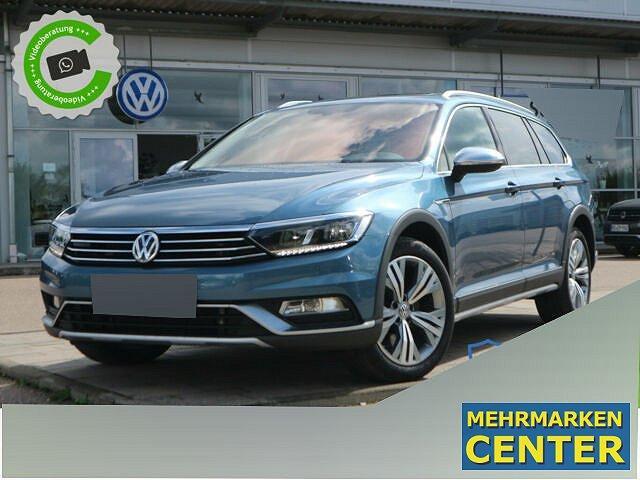 Volkswagen Passat Alltrack - 2.0 TDI DSG NAVI+LED+AHK+BLUETOO