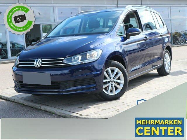 Volkswagen Touran - 1.6 TDI COMFORTLINE NAVI+AHK+BLUETOOTH+AC