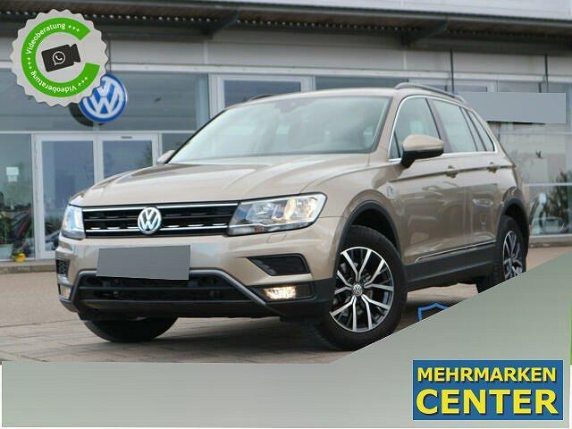Volkswagen Tiguan - 2.0 TDI COMFORTLINE 4-MOTION NAVI+AHK+BLU