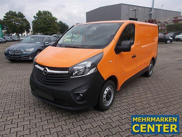 Opel Vivaro Kasten - 1.6 CDTi, Klima, Trennwand, EURO6