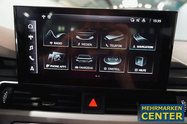 Audi A4 Avant 40 TDI S-TRONIC ADVANCED NAVI LED LM18 AHK
