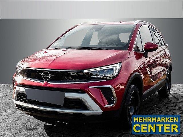 Opel Crossland - Elegance 1.2 Navi+Klimaautom+SHZ+LM+Temp+PDC