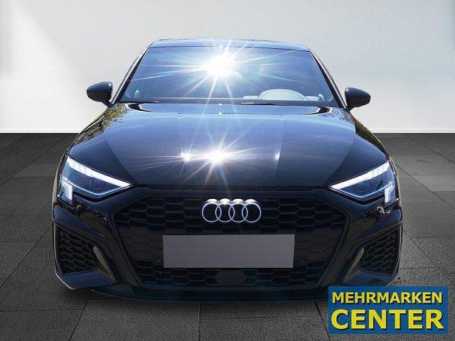 Audi A3 Sportback S line 35 TFSI LED Navi connect virtualC. Black Edition