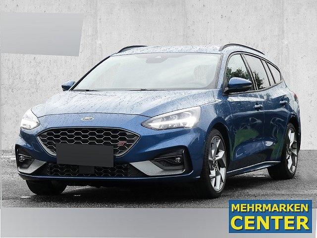 Ford Focus Turnier - ST 2.3 280PS LED Navi AHK Performance Paket Keyless ACC Parklenkass. Rückfahrkam.