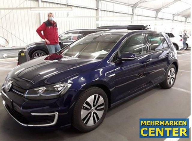 Volkswagen Golf - e-Golf BAFA moeglich CCS W remepumpe ACC LED Assis