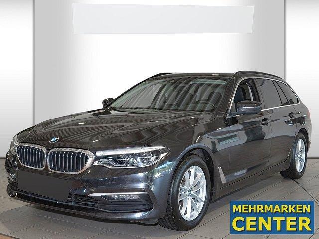 BMW 5er Touring - 520 d Park-Assistent*Leder*LED*Navi*Keyless*e-Sitze*Rückfahrkam.*Fernlichtass.
