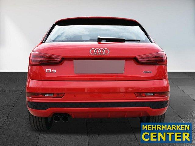 Audi Q3 2.0 TFSI quattro S tronic line Komfortschl.