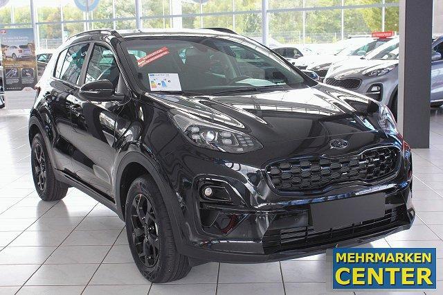 Kia Sportage - 1,6 GDI BLACK EDITION MJ21
