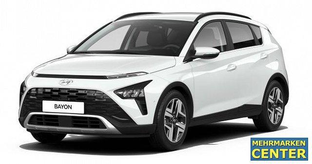 Hyundai BAYON - Intro Edition*LED*Shzg*Lhzg*PDC*Cam*16Zoll
