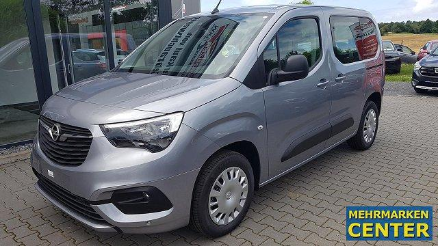 Opel Combo - Edition*Navi*Shzg*Lhzg*PDCv+h*Cam*ACA*DAB