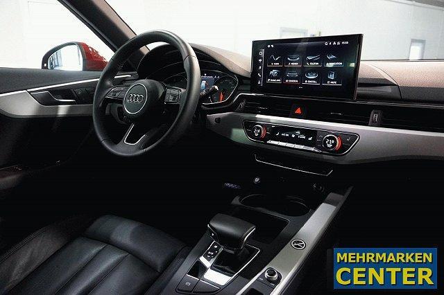 Audi A4 Avant 40 TDI S-TRONIC ADVANCED NAVI LED LM17 AHK
