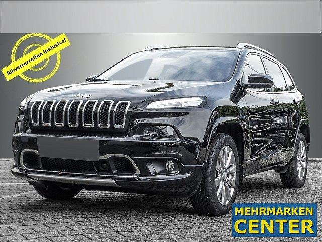 Jeep Cherokee - Overland 4WD 2.2 Allwetter Navi Pano PDC