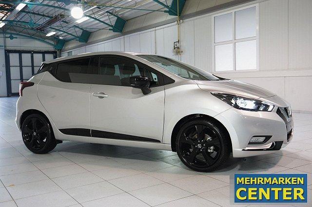 Nissan Micra - 1,0 IG-T MODELL 2021 N-SPORT NAVI LED SAFETY PAKET WINTER