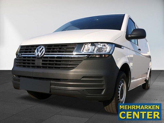 Volkswagen T6 Transporter - LR e- ABT DSG ELEKTRO Kasten Kamera Klima Heckflügel Trennwand KomfortPlus