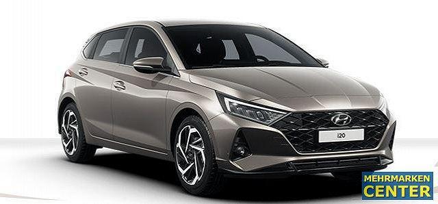Hyundai i20 - 1.2 APP CONNECT*KAMERA*SHZ*LED*KLIMAAUTO.