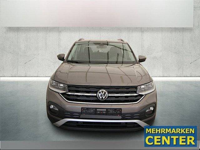 Volkswagen T-Cross - 1.5 TSI OPF 7-DSG Life Plus LED+ALARM